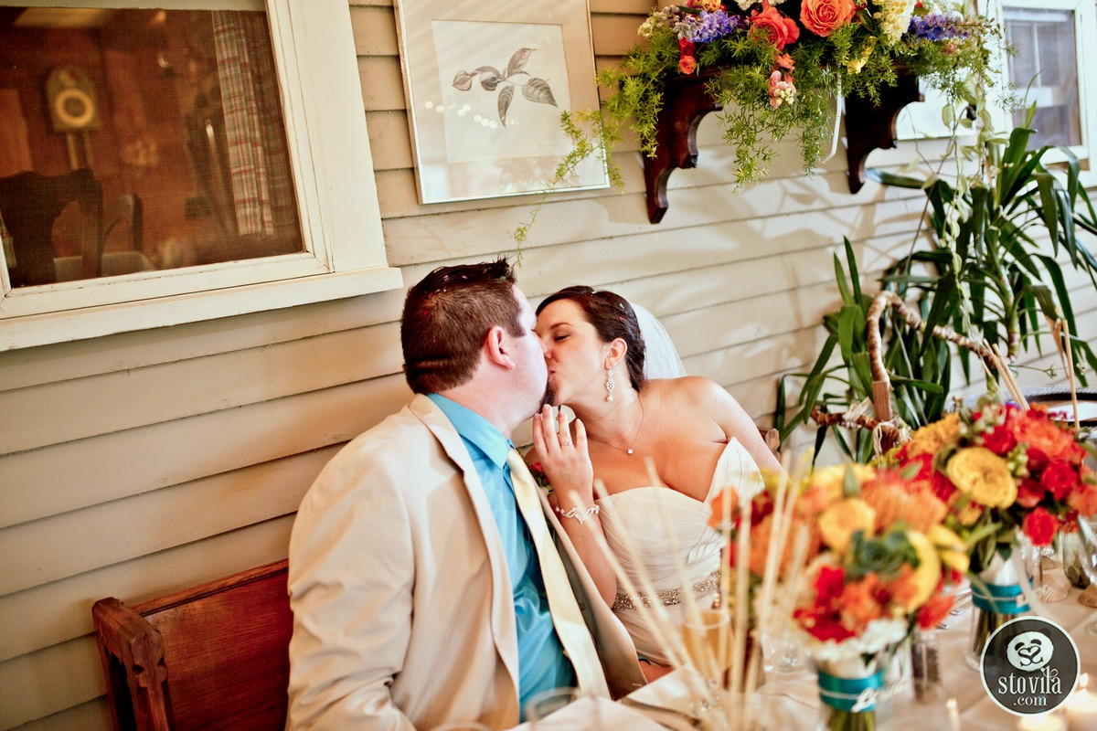 T&A Westport Island Wedding, Maine - Stovila Photography