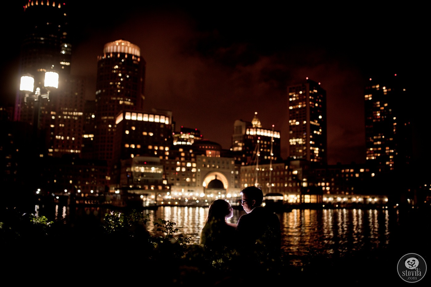 East Boston Fan Pier Park - Engagement Session