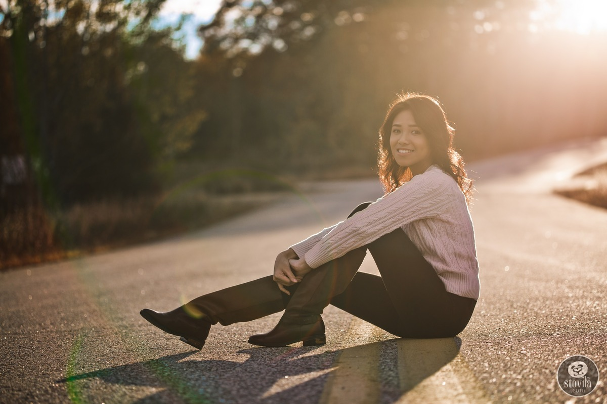 Mikha's Senior Portrait, Somersworth NH | Boston & NH Wedding Photographers - STOVILA // Modern Professional Affordable 5