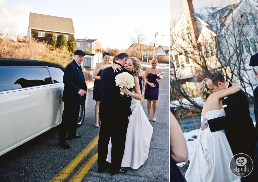 Todd & Sarah Wedding - Clay Hill Farm Maine  New England (15)