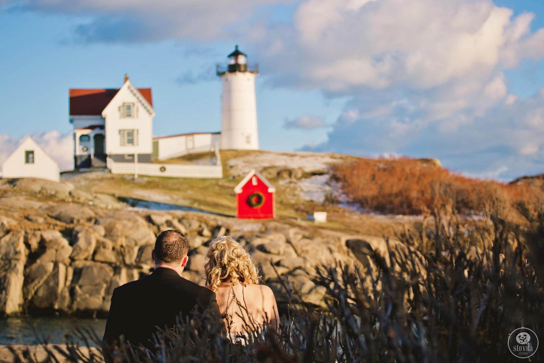 Todd & Sarah Wedding - Clay Hill Farm Maine  New England (17)