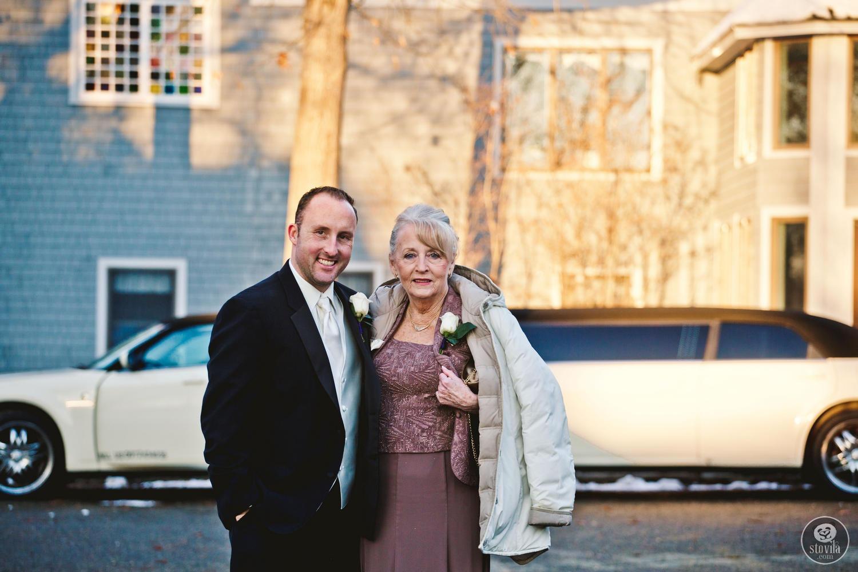 Todd & Sarah Wedding - Clay Hill Farm Maine  New England (19)