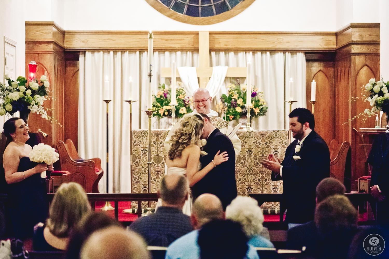 Todd & Sarah Wedding - Clay Hill Farm Maine  New England (25)