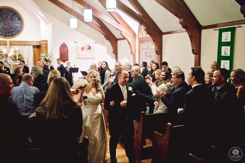 Todd & Sarah Wedding - Clay Hill Farm Maine  New England (26)