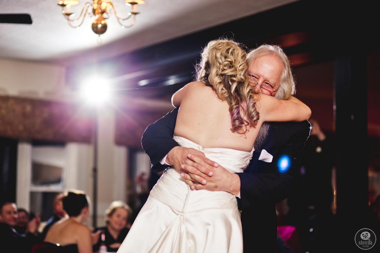 Todd & Sarah Wedding - Clay Hill Farm Maine  New England (40)