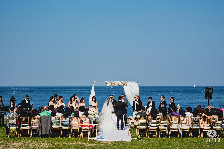 Helmuth & Icha Wedding, Seacoast Science Center, Portsmouth NH | Boston & NH Wedding Photographers - STOVILA // Modern Professional Affordable 13