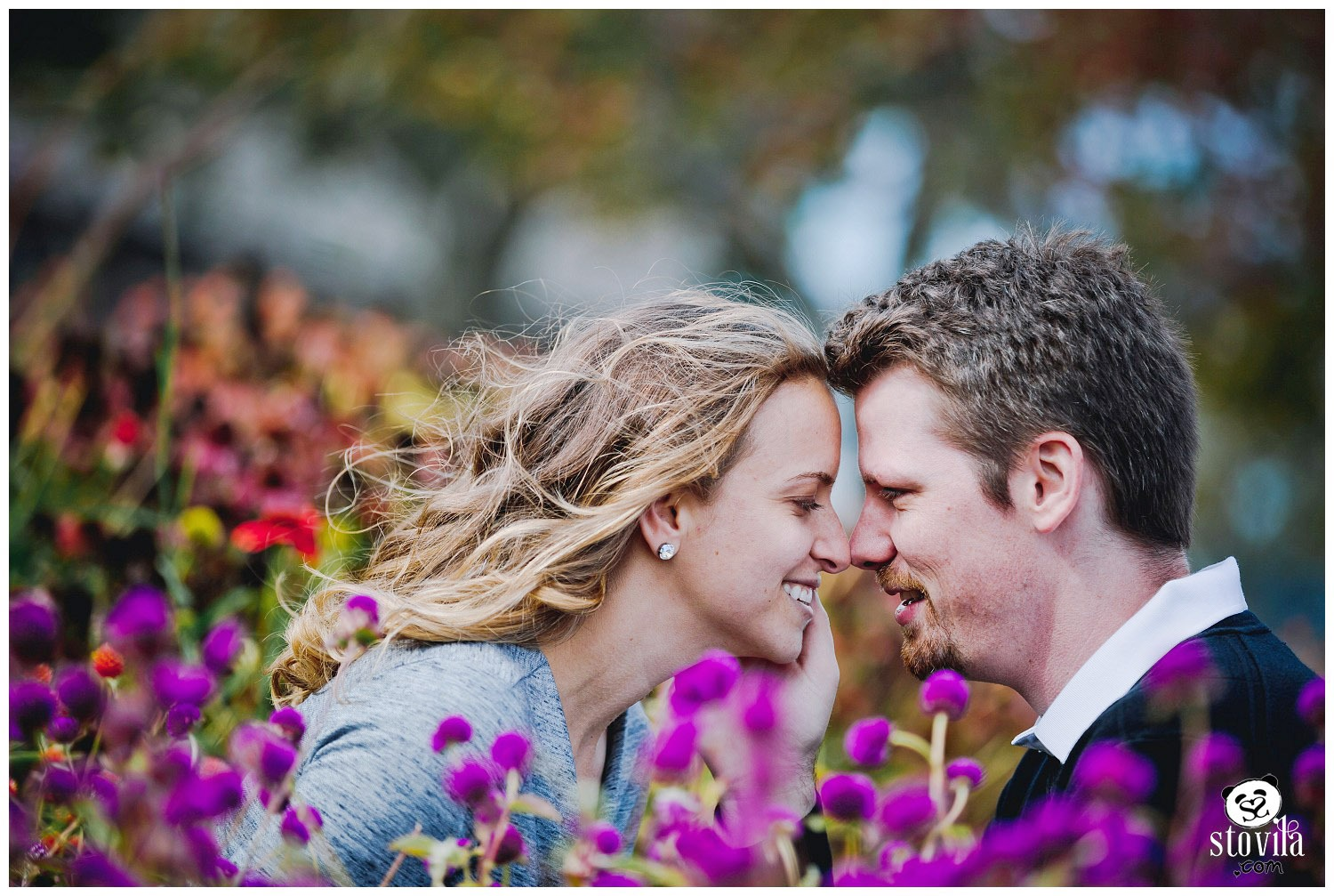 Ashley & Jason Engagement Session | Boston & NH Wedding Photographers - STOVILA // Modern Professional Affordable 3