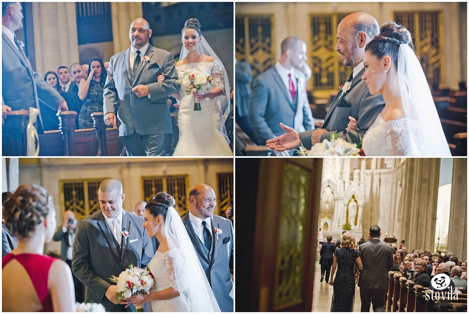 KB_Tirrell Room Wedding, Boston - Gate of Heaven Church - STOVILA Photography (16)