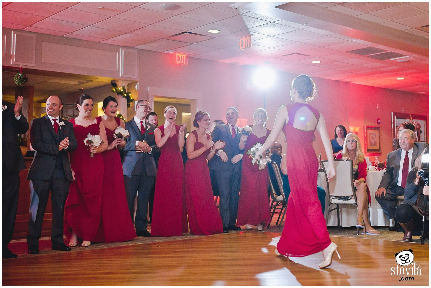 KB_Tirrell Room Wedding, Boston - Gate of Heaven Church - STOVILA Photography (22)