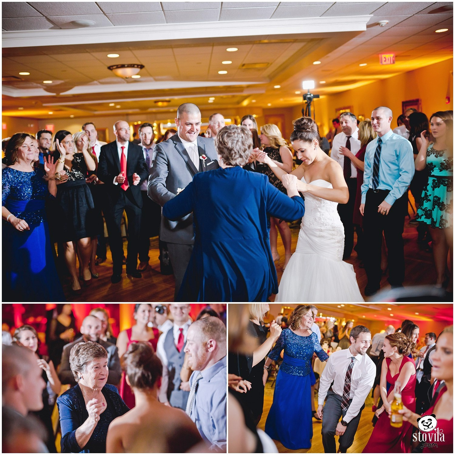 KB_Tirrell Room Wedding, Boston - Gate of Heaven Church - STOVILA Photography (29)