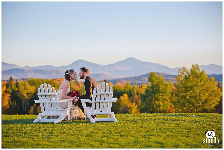Laura & Dax Wedding - Mountain View Grand, NH | Boston & NH Wedding Photographers - STOVILA // Modern Professional Affordable 4