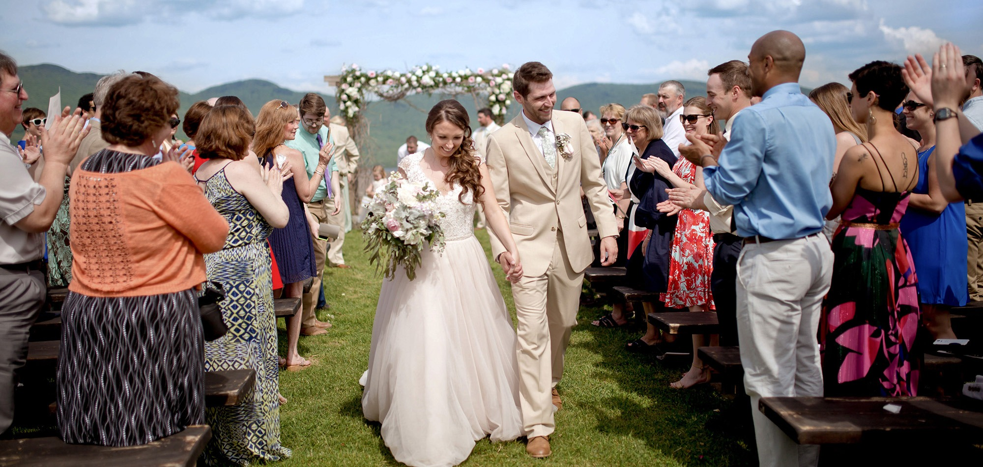 Vermont Wedding - Mountain Top Inn/ Chittenden - Stovila